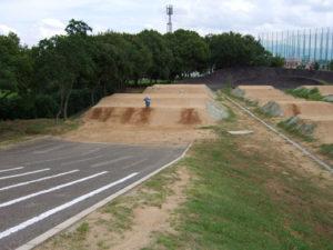 大泉緑地内サイクル広場