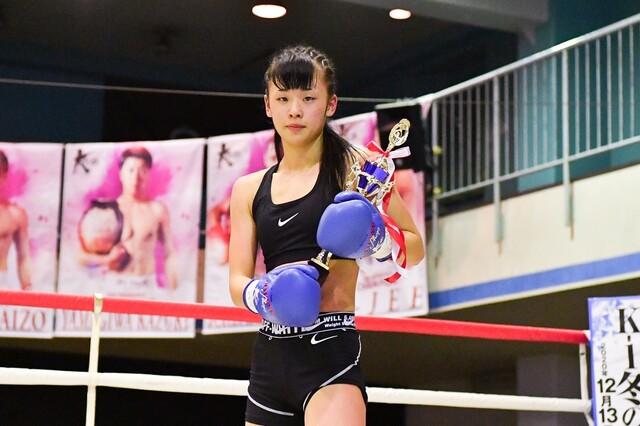 nozomi (格闘技)の高校、年齢、身長、画像や出身地などWikiを紹介【ミライモンスター】